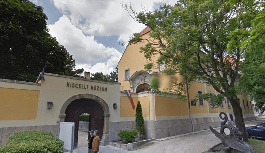 Музей Кишцелли в Обуде (Венгрия)