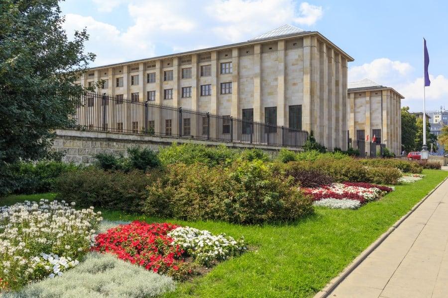Национальный музей Польши