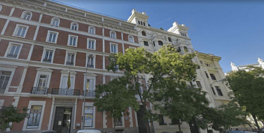 Национальный музей декоративного искусства в Мадриде (Испания)