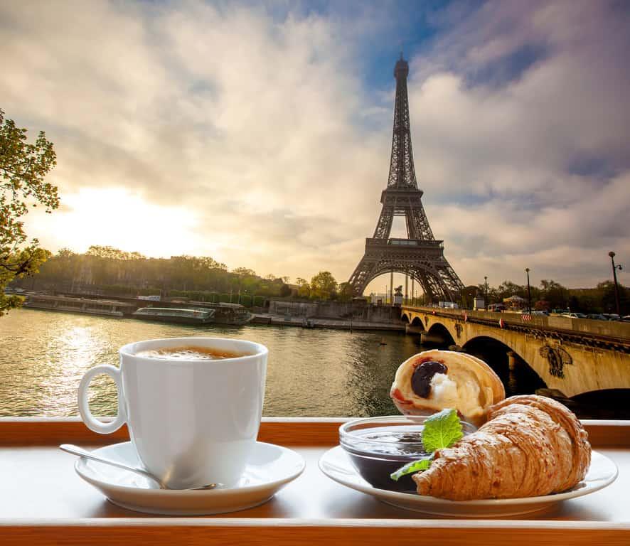 продукты в Париже