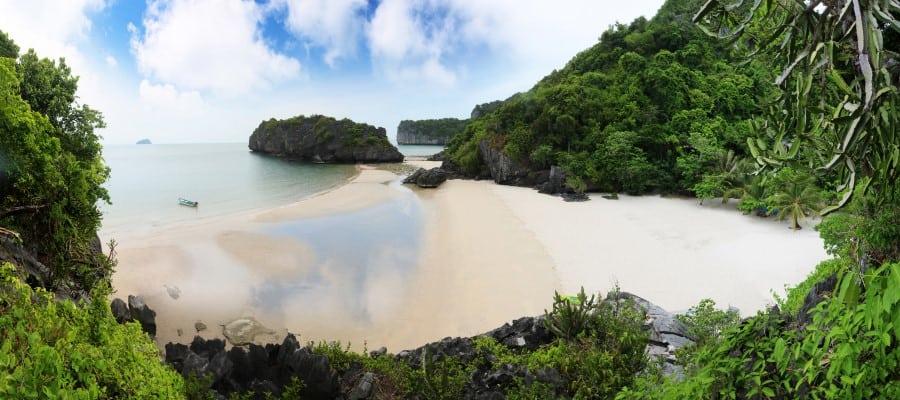 Секретный пляж