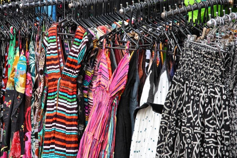 Уличный шоппинг на Каосан Роуд