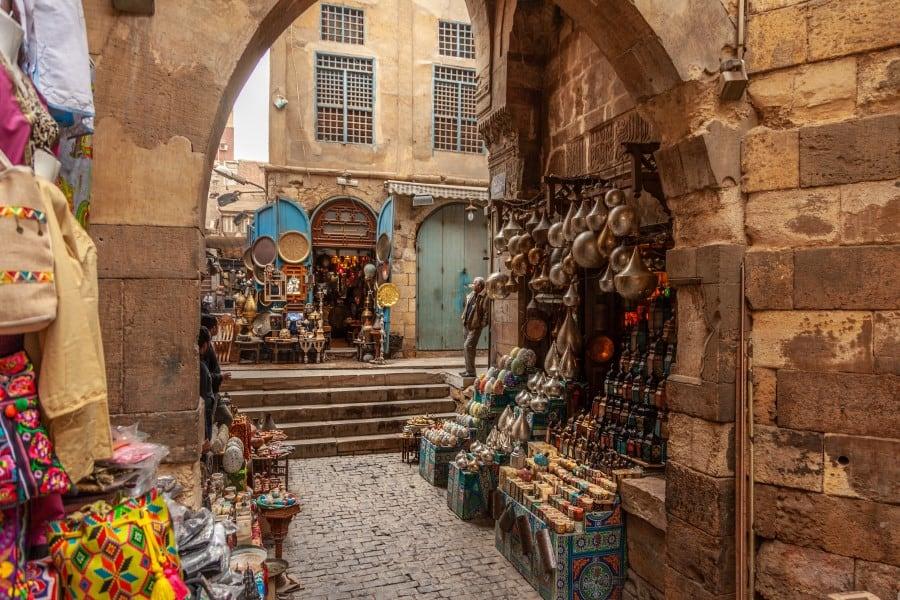 Улицы Египетского Базара в Стамбуле