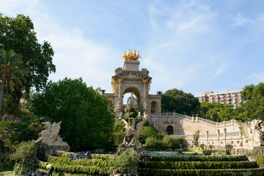 Зоопарк Барселоны (Испания)