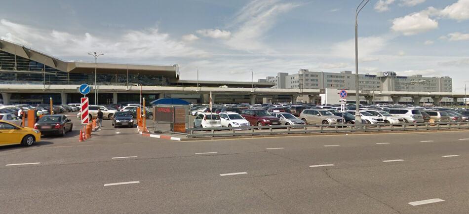 Краткосрочная парковка