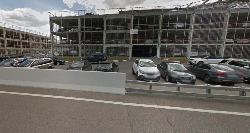 Крытые парковки
