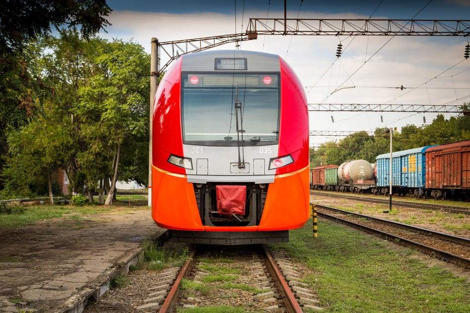 Ласточка поезд
