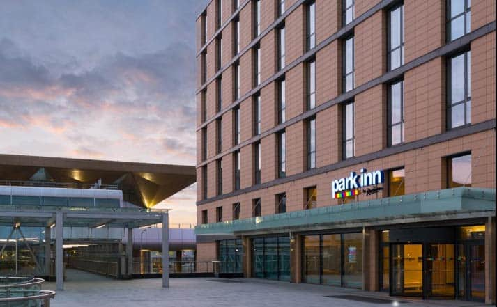 Отель «Park inn» от Рэдиссон