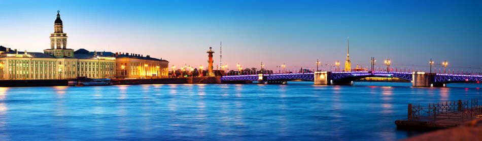 Санкт-Петербург вид