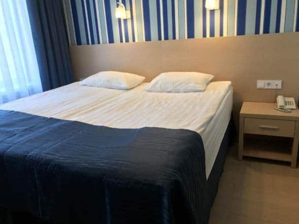 Спальня в Пулково Отель