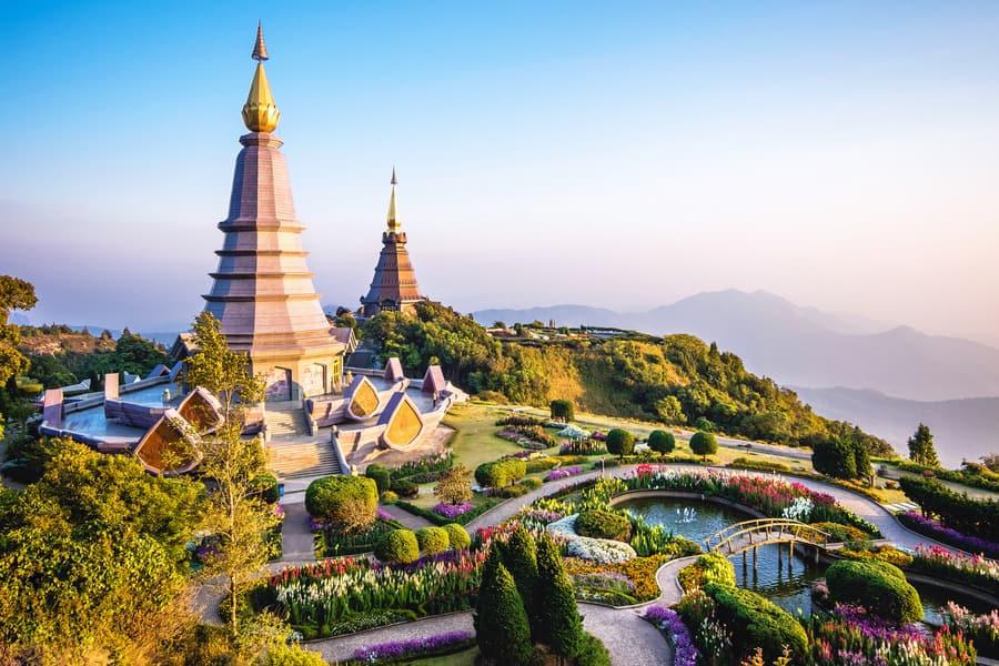 Детские развлечения в Таиланде