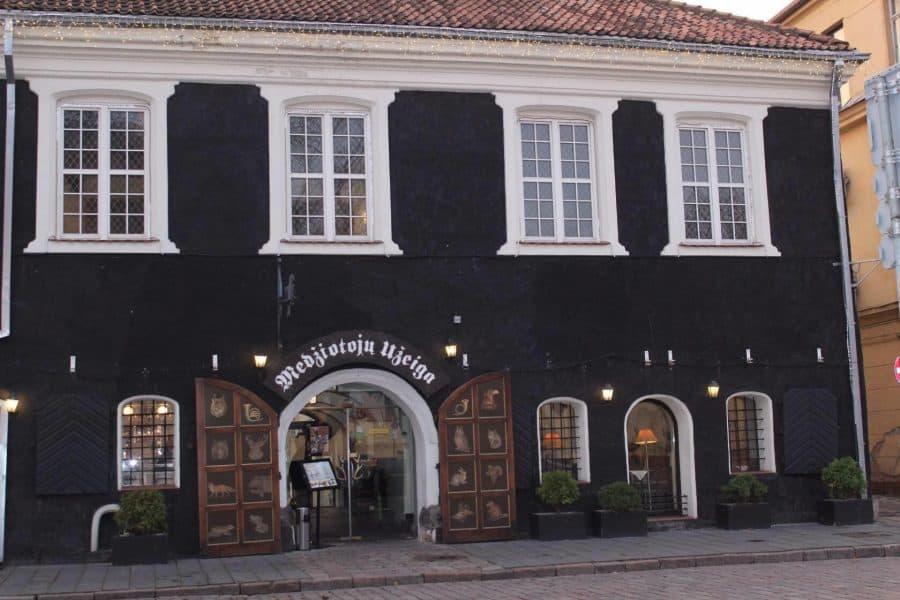 ресторан Medziotoju Uzeiga