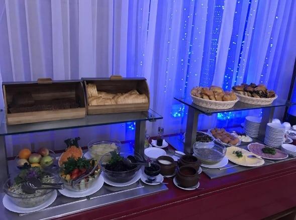 Завтрак в Тропарево