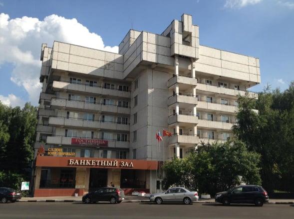 Отель в Тропарево