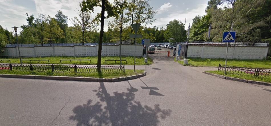Парковочный комплекс «Внуково»