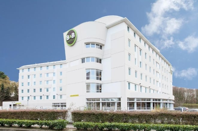 Гостиница B&B Hôtel Paris Roissy CDG Aéroport