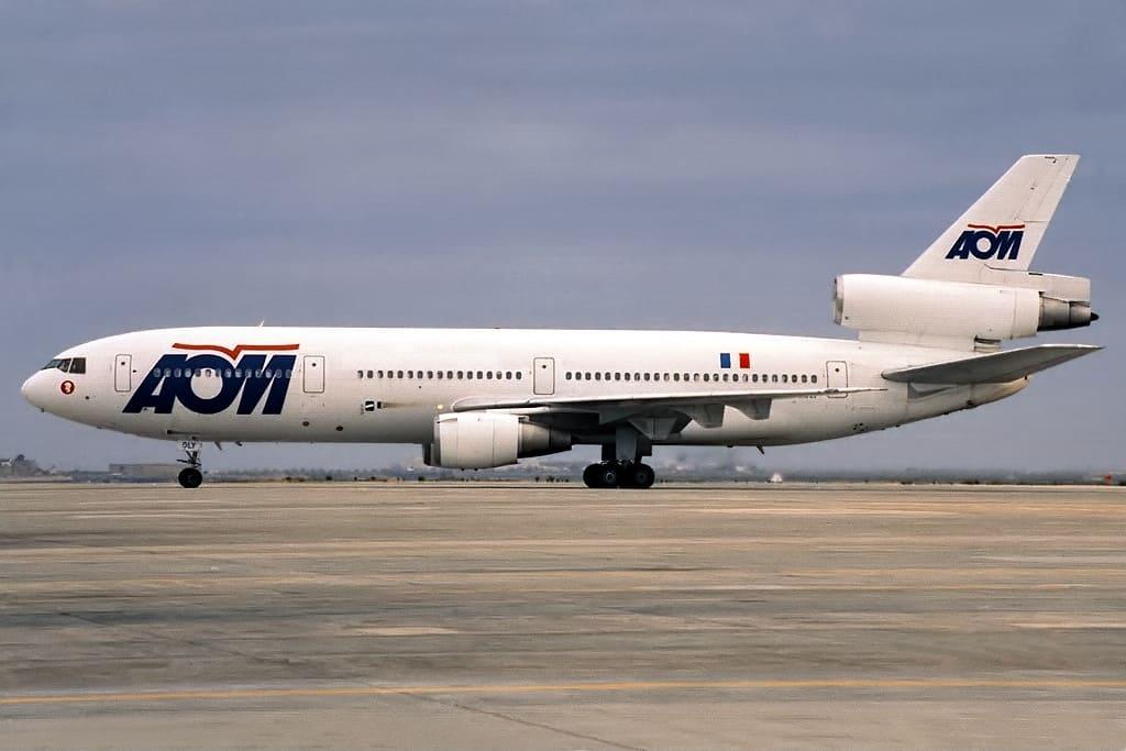Как выглядит McDonnell Douglas DC-10