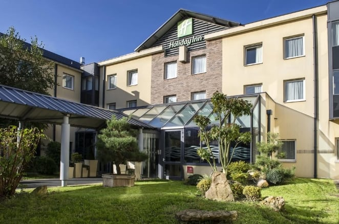 Отель Holiday Inn Paris CDG Airport