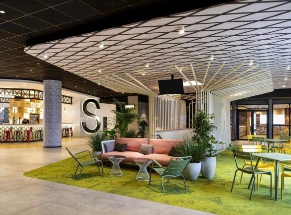 Где поесть в ibis Paris CDG Airport