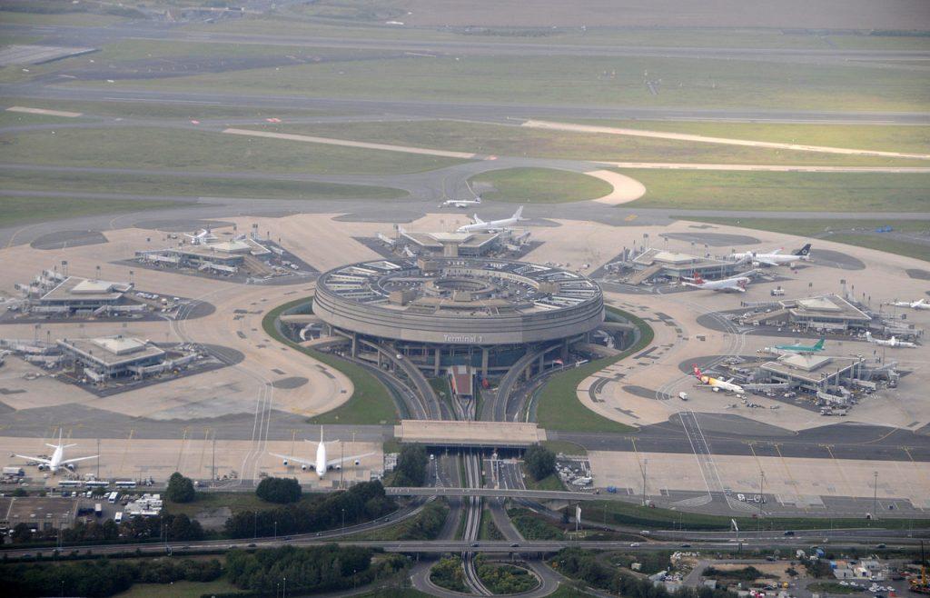 Первый терминал аэропорта