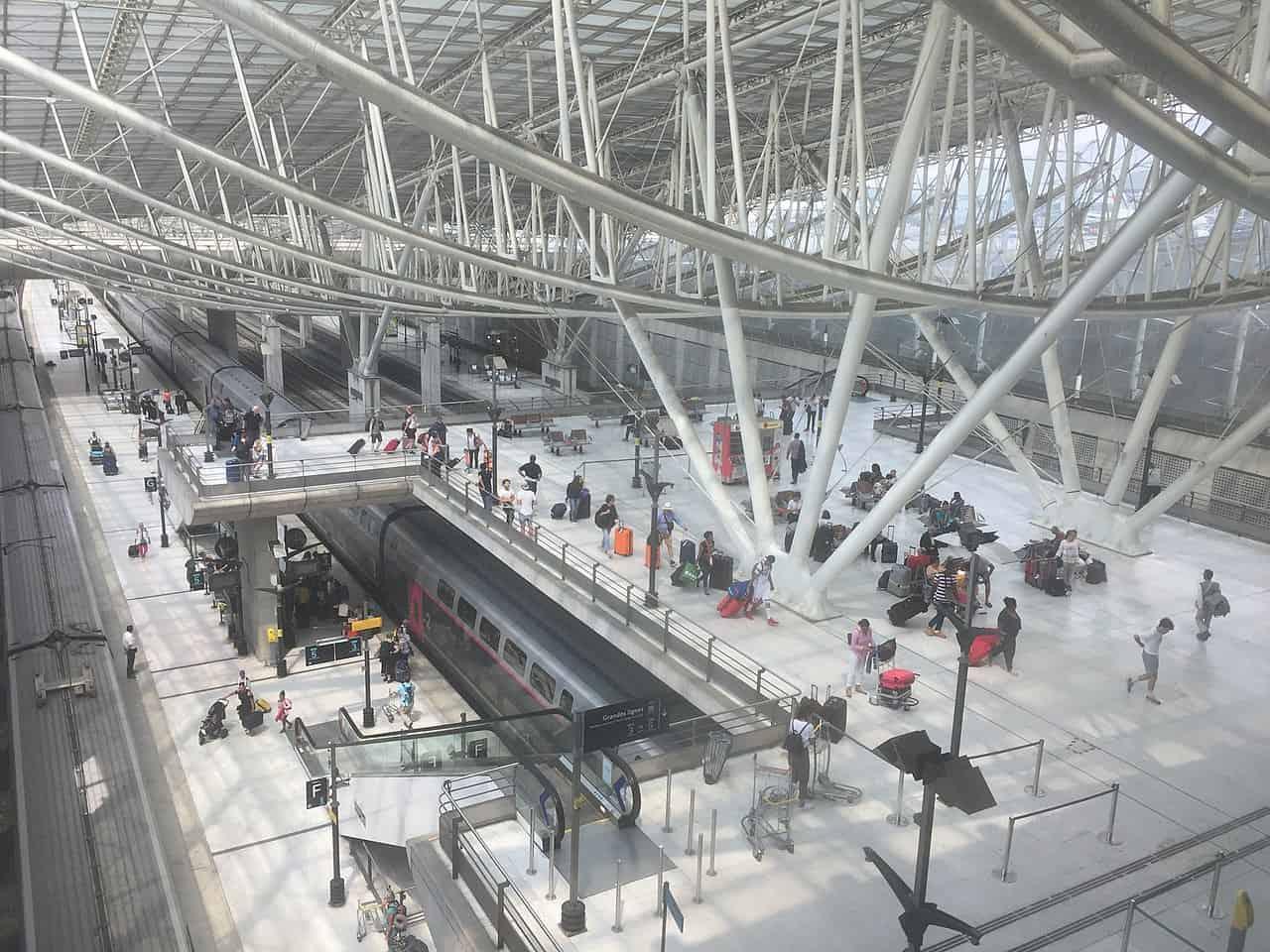 Вокзал аэропорта